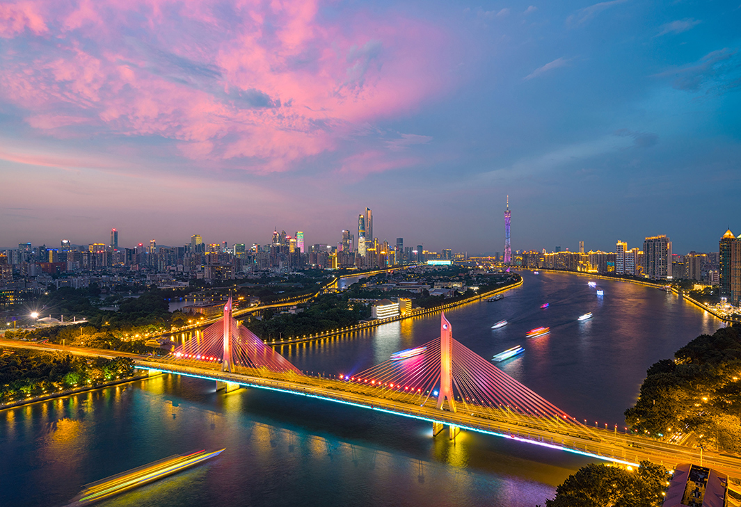 Canton Tower& Pearl River Night Cruise